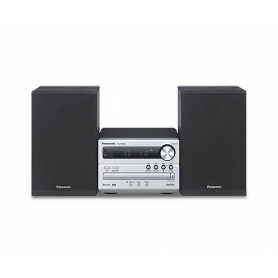 Panasonic Micro HiFi System with CD DAB Radio and Bluetooth