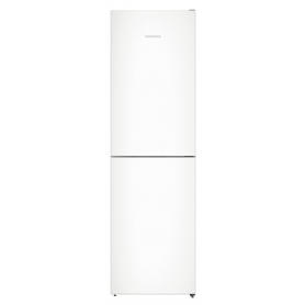 Liebherr 60cm Fridge Freezer with NoFrost - 1