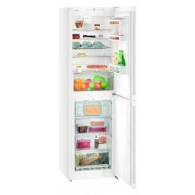 Liebherr 60cm Fridge Freezer with NoFrost - 0