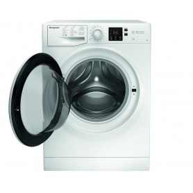 Hotpoint 7kg 1400 Spin Washing Machine - 0