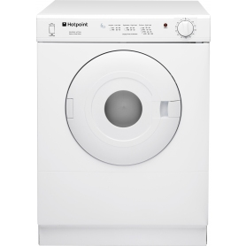 Hotpoint 3KG First Edition Vented Tumble Dryer.