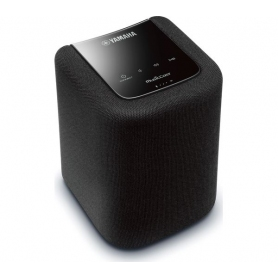 Yamaha compact MusicCast wireless speaker with Bluetooth & Airplay.