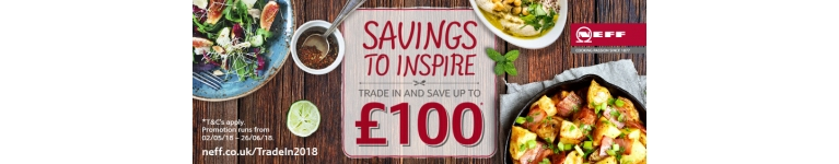 Neff Savings to Inspire