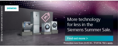 Siemens 'Summer Saving'