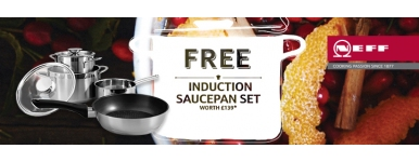 Neff Free Induction Pan Set